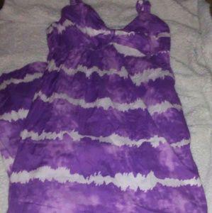 Faded Glory Summer Maxi Dress